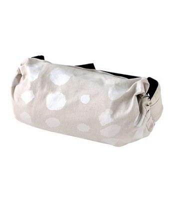 NAOMI ITO - POCHO波點背巾收納袋-灰色-1 入