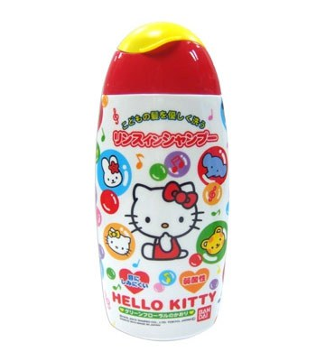 BANDAI - Hello Kitty 幼兒洗髮精-150ml