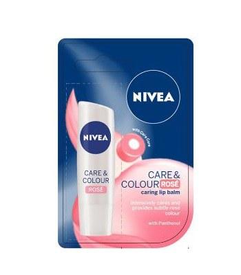 NIVEA - 【回饋價】潤彩雙層護唇膏