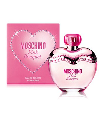 Moschino - 粉紅女性淡香水-100ml