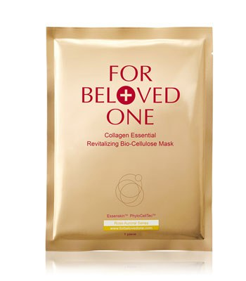 FOR BELOVED ONE - 【回饋價】膠原緊顏生物纖維面膜-3入
