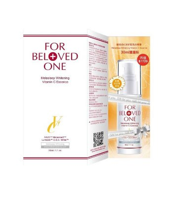 FOR BELOVED ONE - 維他命C洋甘菊亮白精華-30ml