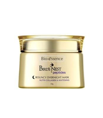 Bio-essence - 燕窩胜肽彈力睡眠面膜-50g