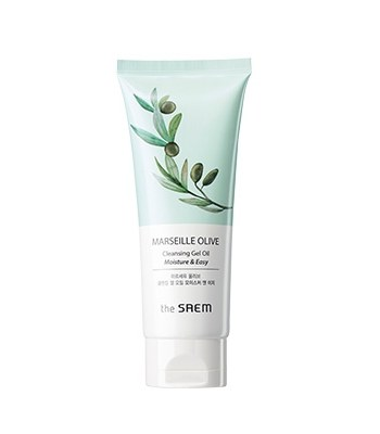 the saem - MARSEILLE 橄欖卸妝凝膠-150ml