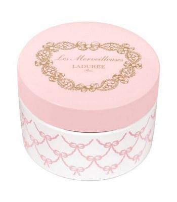 Ladurée - 花園香氛身體膏(送花園沐浴露50ml)- 玫瑰-150g