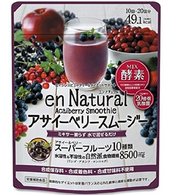 Japan buyer - en Natural 自然派蔬果酵素代餐粉-170g
