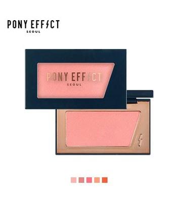 Pony Effect - 專業持色腮紅