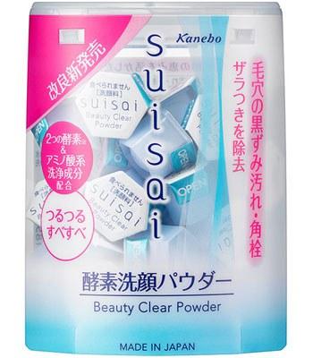 KANEBO  - SUISAI酵素潔膚粉N-0.4gx32入