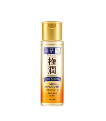 Hada-Labo - 極潤金緻特濃保濕化妝水-170ml