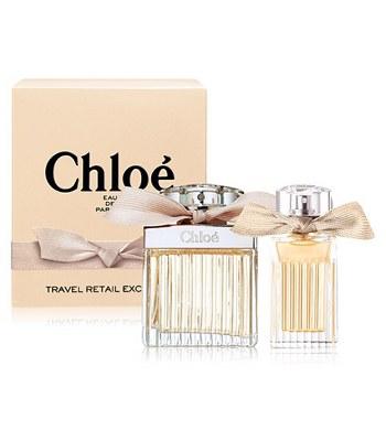 Chloe - 2016同名女性淡香精超值限量禮盒組-75ml+20ml