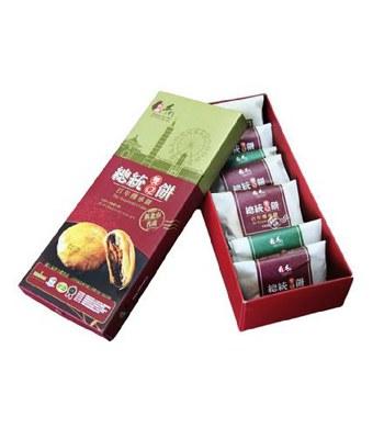 Shu Shin Bou - 雙Q餅(鹹味、抹茶)-8入