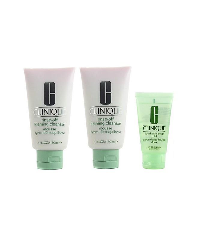 CLINIQUE  - 【回饋價】溫和型卸妝慕絲-150ml