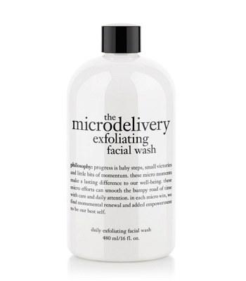 philosophy - 去角質洗面乳-240 ml