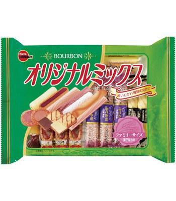Bourbon - 綜合餅乾-170.2g