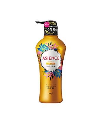 ASIENCE - ASIENCE水漾潤澤型洗髮乳-450ml