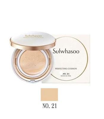 sulwhasoo - 【特惠品】完美絲絨氣墊粉霜- NO.21-5g