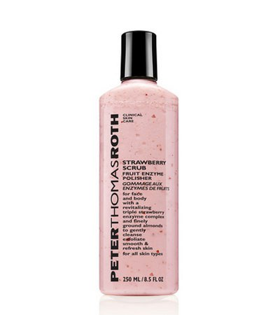 PETER THOMAS ROTH - 草莓去角質霜-250ML
