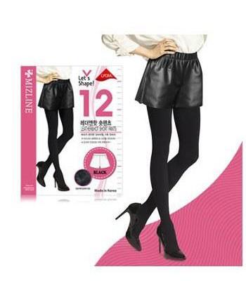 MIZLINE - 哈皮短褲-12-1入