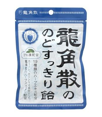 Japanese snacks - 龍角散喉糖-100g