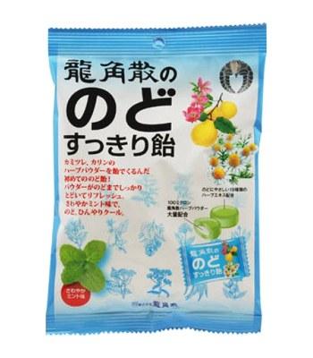 Japanese snacks - 清爽薄荷喉糖-80g