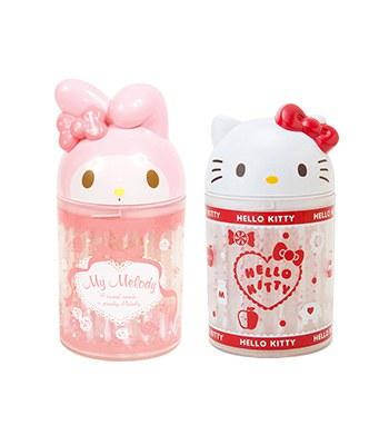 Japan buyer - 三麗鷗造型棉花棒桶