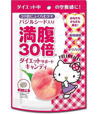 Japan buyer - 新食感滿腹30倍糖果 HELLO KITTY限定版