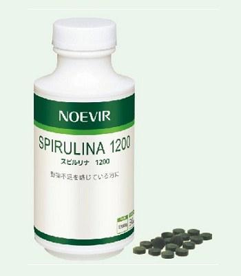 NOEVIR - 螺旋藍藻-240g