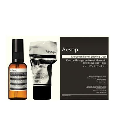 Aesop - 摩洛哥橙花刮鬍二重奏-1組