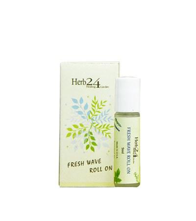Herb24 - 活力舒緩滾珠精油棒-9ml