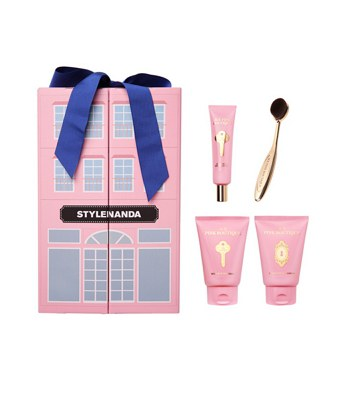 Korea buyer - 3CE 粉紅夢幻套組-1組