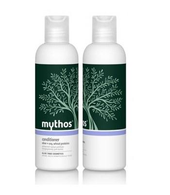 iGzen - mythos 米索思 橄欖+大豆菁萃 柔順豐澤潤髮乳-200 ml