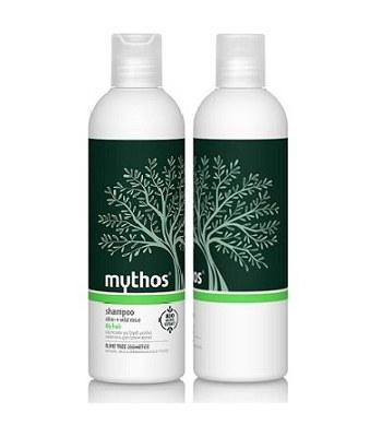 iGzen - mythos 米索思 橄欖+野玫瑰菁萃 滋養修護洗髮精-300 ml
