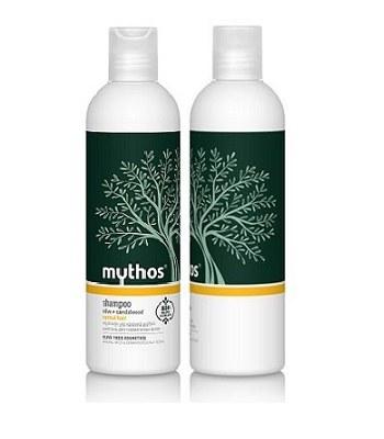 iGzen - mythos 米索思 橄欖+檀香木菁萃 溫和豐盈洗髮精-300 ml