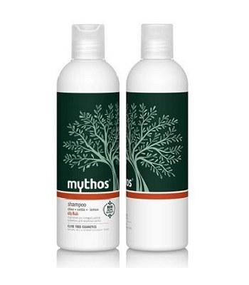 iGzen - mythos 米索思 橄欖+ 紅葡萄菁萃 染燙修護 洗髮精-300 ml