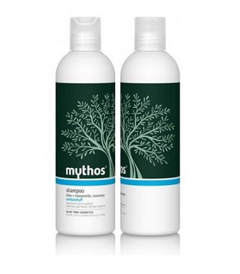 iGzen - mythos 米索思 橄欖+金縷梅菁萃 頭皮調理洗髮精-300 ml