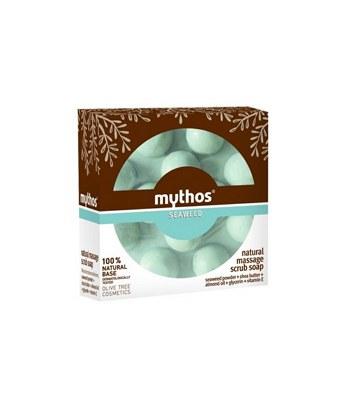 iGzen - mythos米索思 海藻去角質按摩皂-100ml