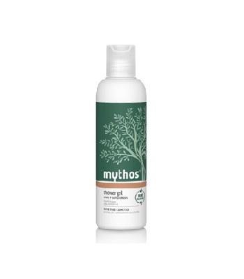 iGzen - mythos 米索思 橄欖+檀香木菁萃平衡沐浴膠-200 ml