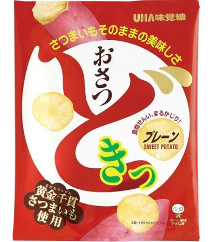 UHA - 甜味黃薯片-65g