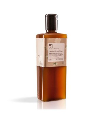 GINGER - 茉莉青橄欖洗髮精
