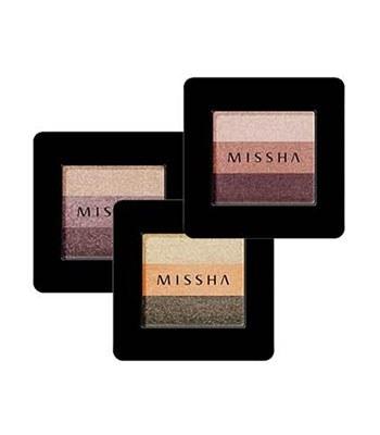 Korea buyer - MISSHA三色眼影