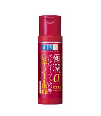 Hada-Labo - 極潤α3D保濕柔膚化妝水-170ml