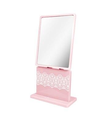 ettusais - 時尚桌立鏡-粉-1入