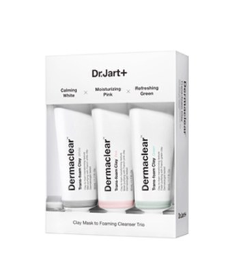 Dr. Jart+  - 活性水分子泡沫醒膚泥-50g*3