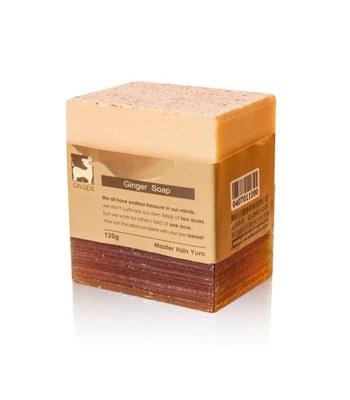 GINGER - 薑奶皂-120g