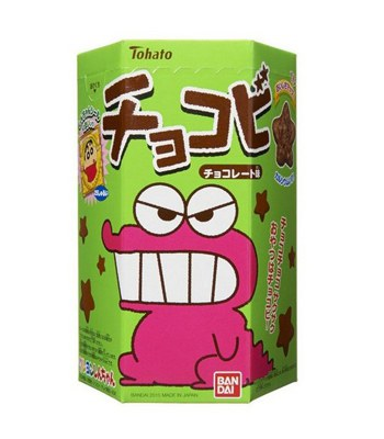 MyHuo Recommended Snacks - 東鳩 蠟筆小新