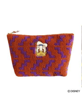 Japan_buyer_life - Accommode Disney幾何圖形刺繡包