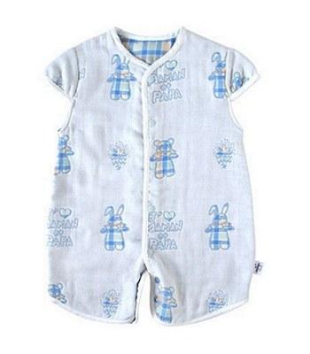 SOULEIADO - 親親寶貝2way成長型睡袍-1件
