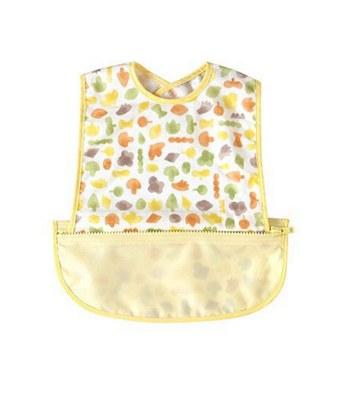 Hoppetta - 波爾卡收納式餐圍兜(無袖)