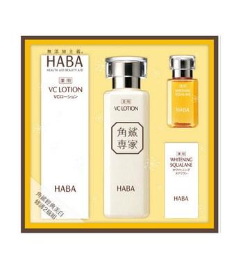 HABA - HABA角鯊經典美白修護組-1 組