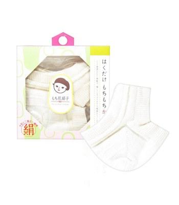 KAI - 嫩膚絹子足底護理襪套-1對